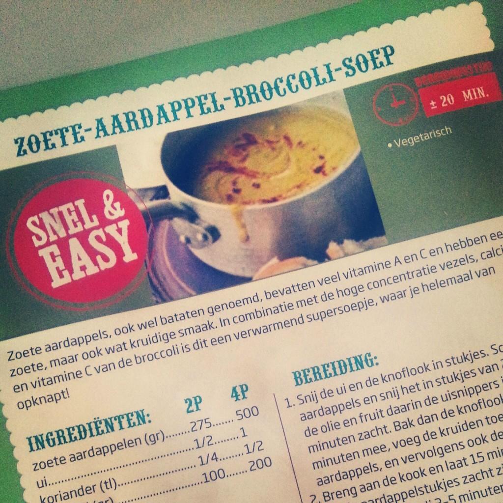 Streeknbox-soep-recept-diary