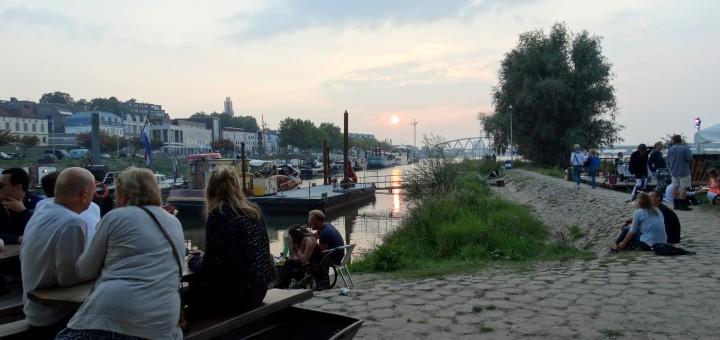 Waal-Nijmegen-Kaaij-Hotspot