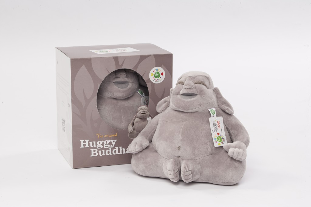 360_Huggy Buddha with box