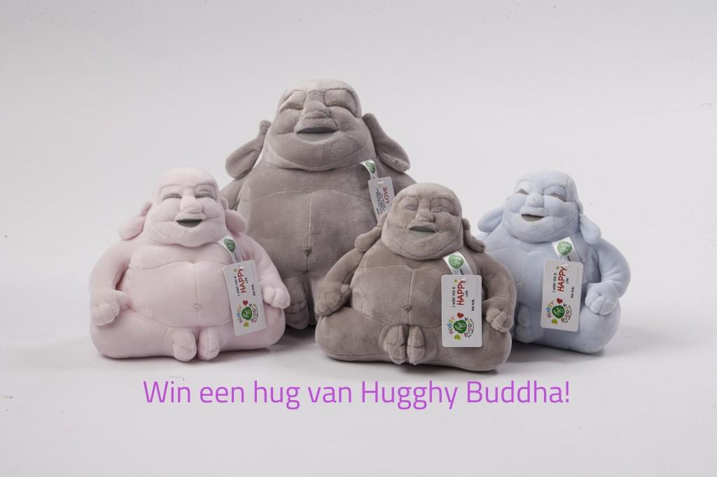 Hugghy Buddha-familie-winactie