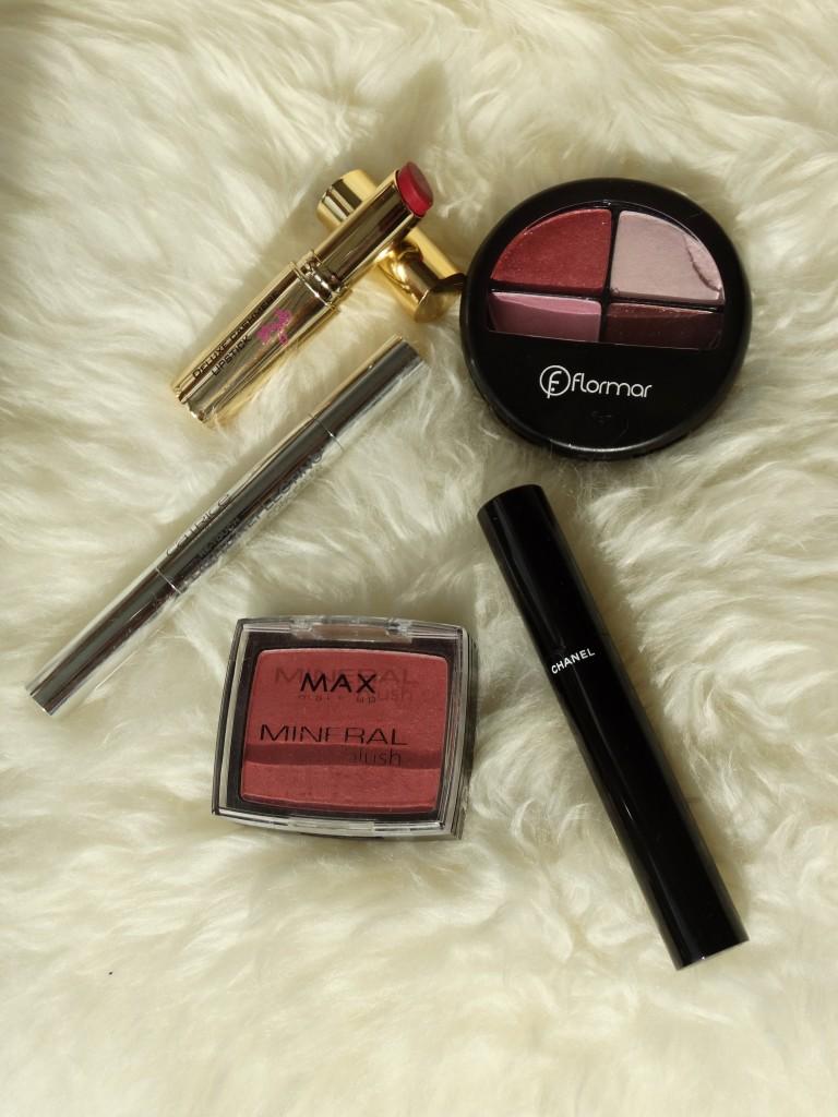 OOTD-make up-FOTD