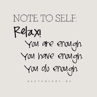 Relax-quote-enough