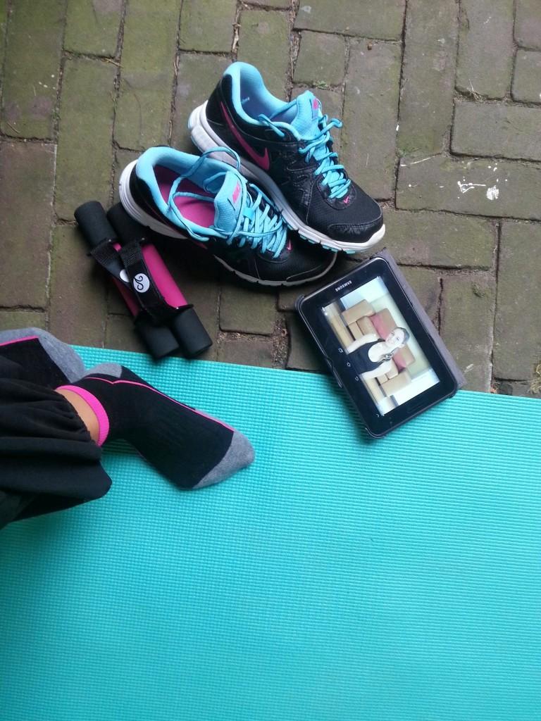 Sporten-yoga-diary