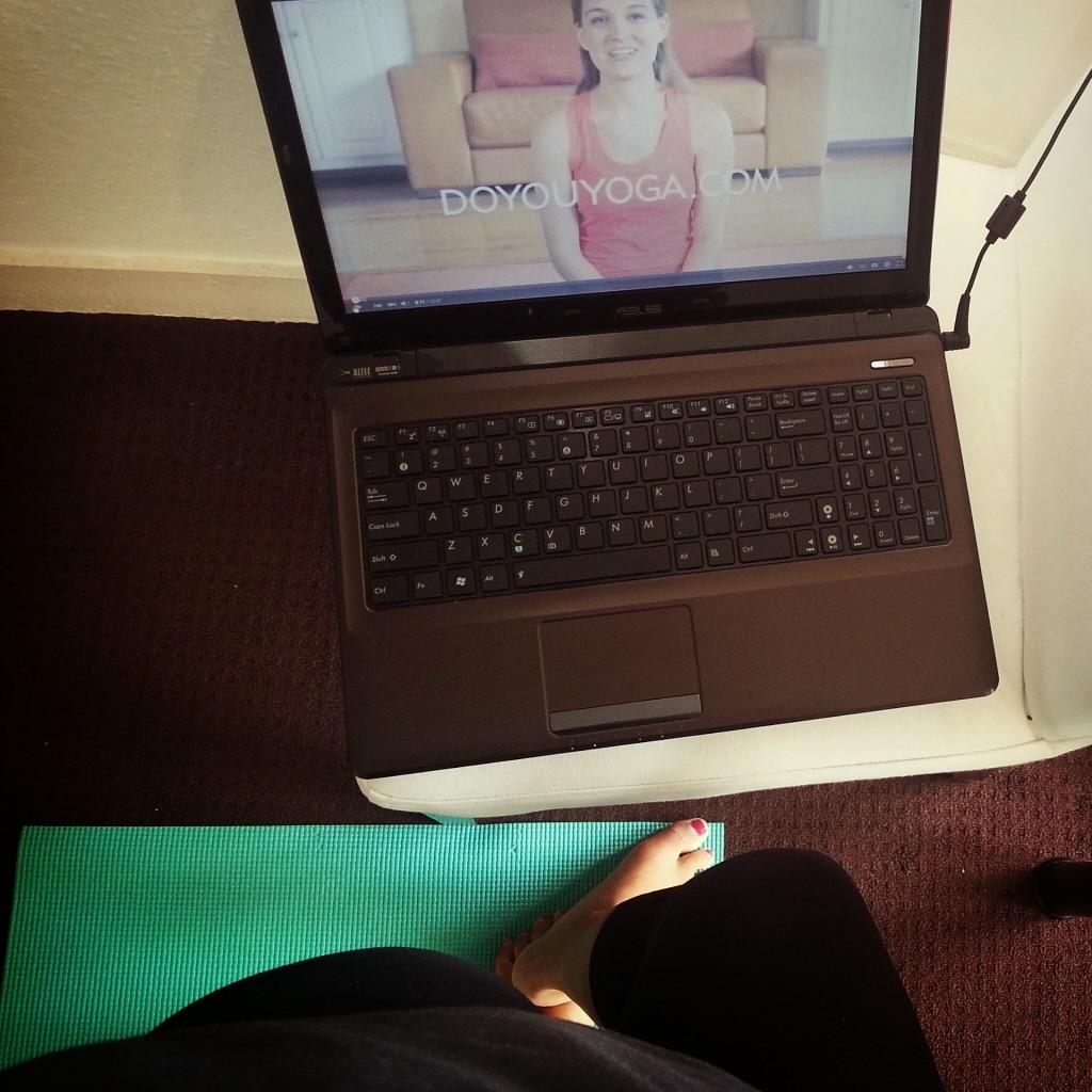 Yoga-workout-diary
