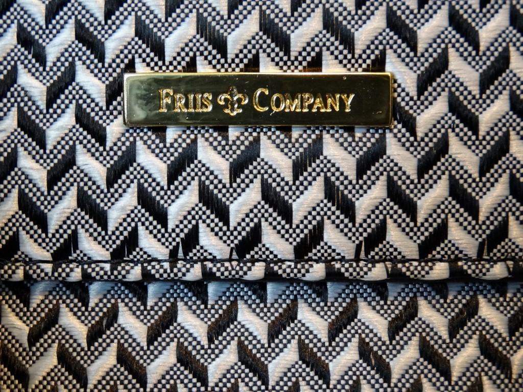 Friis-company-jacquard-tas