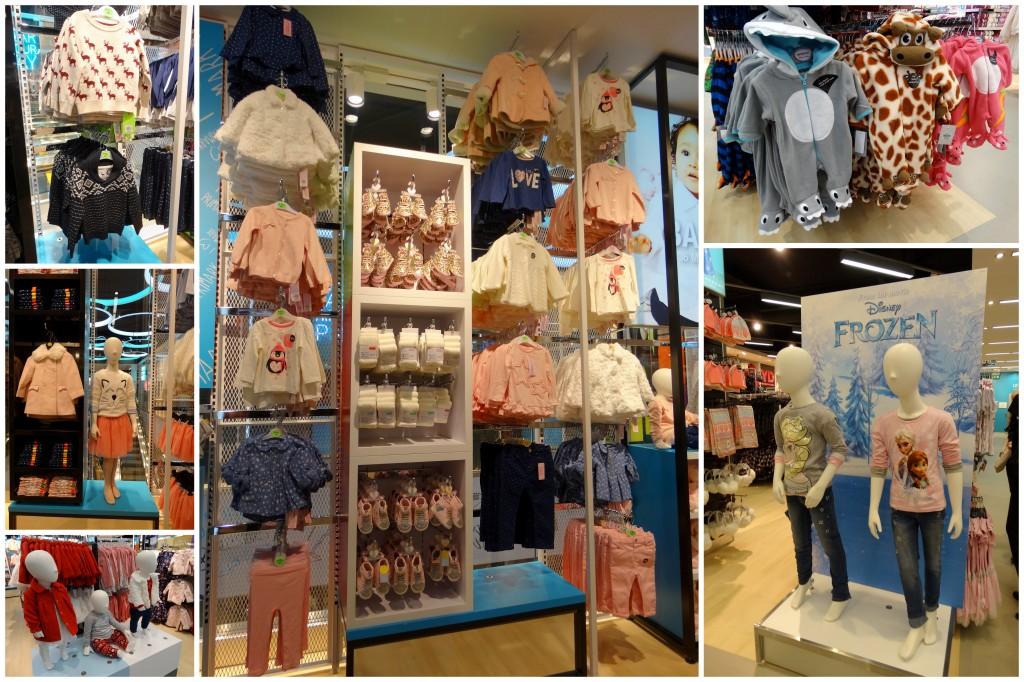 Kinderkleding-Primark- Rotterdam -Zuidplein