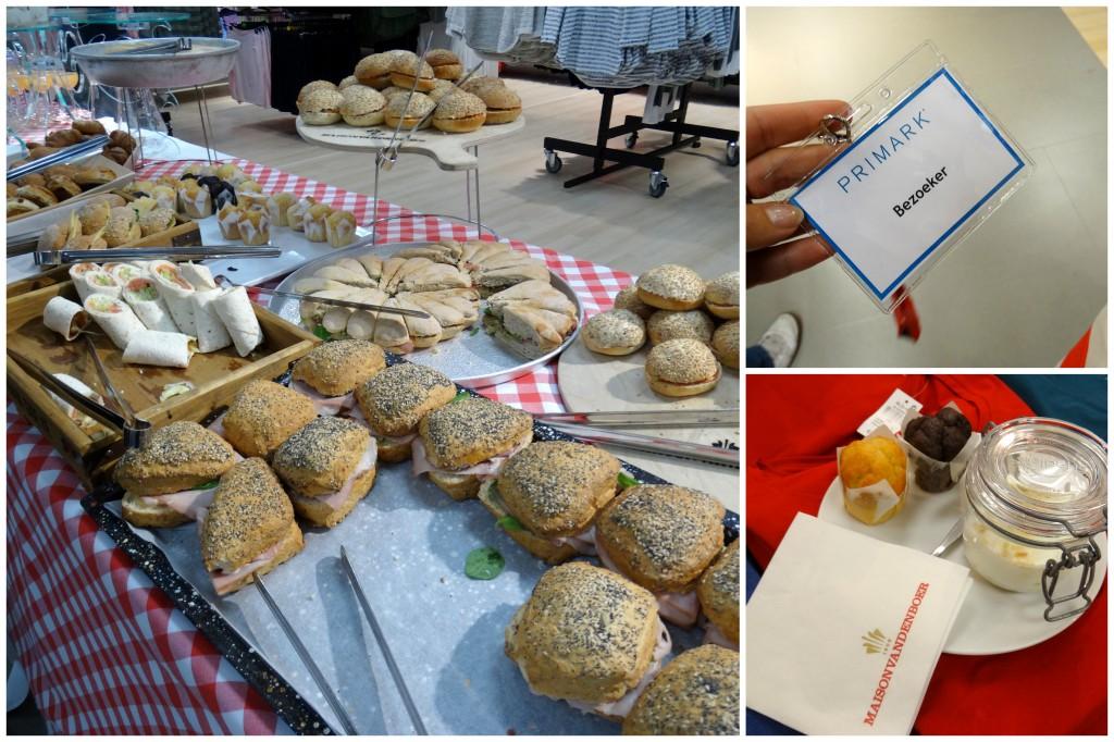 Primark- Rotterdam- Zuidplein-ontbijt