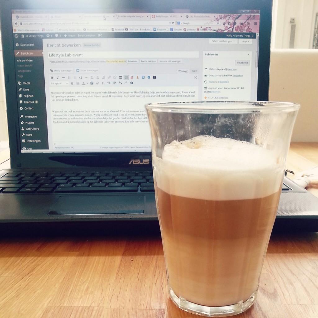 Vlog-koffie-diary