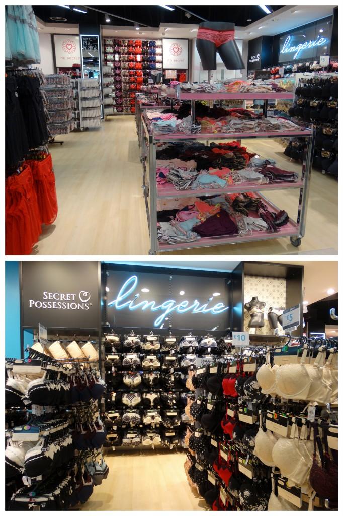 lingerie- Primark- Rotterdam- Zuidplein