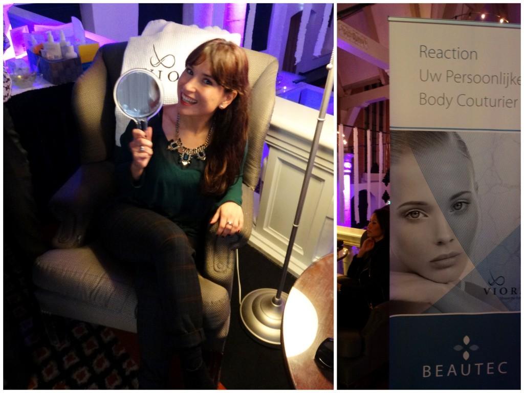 Beautec gezichtsbehandeling