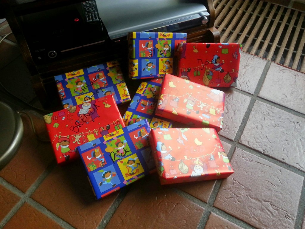 Cadeautjes-sinterklaas