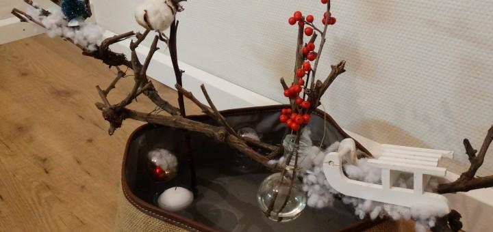 DIY velda vijver kerst