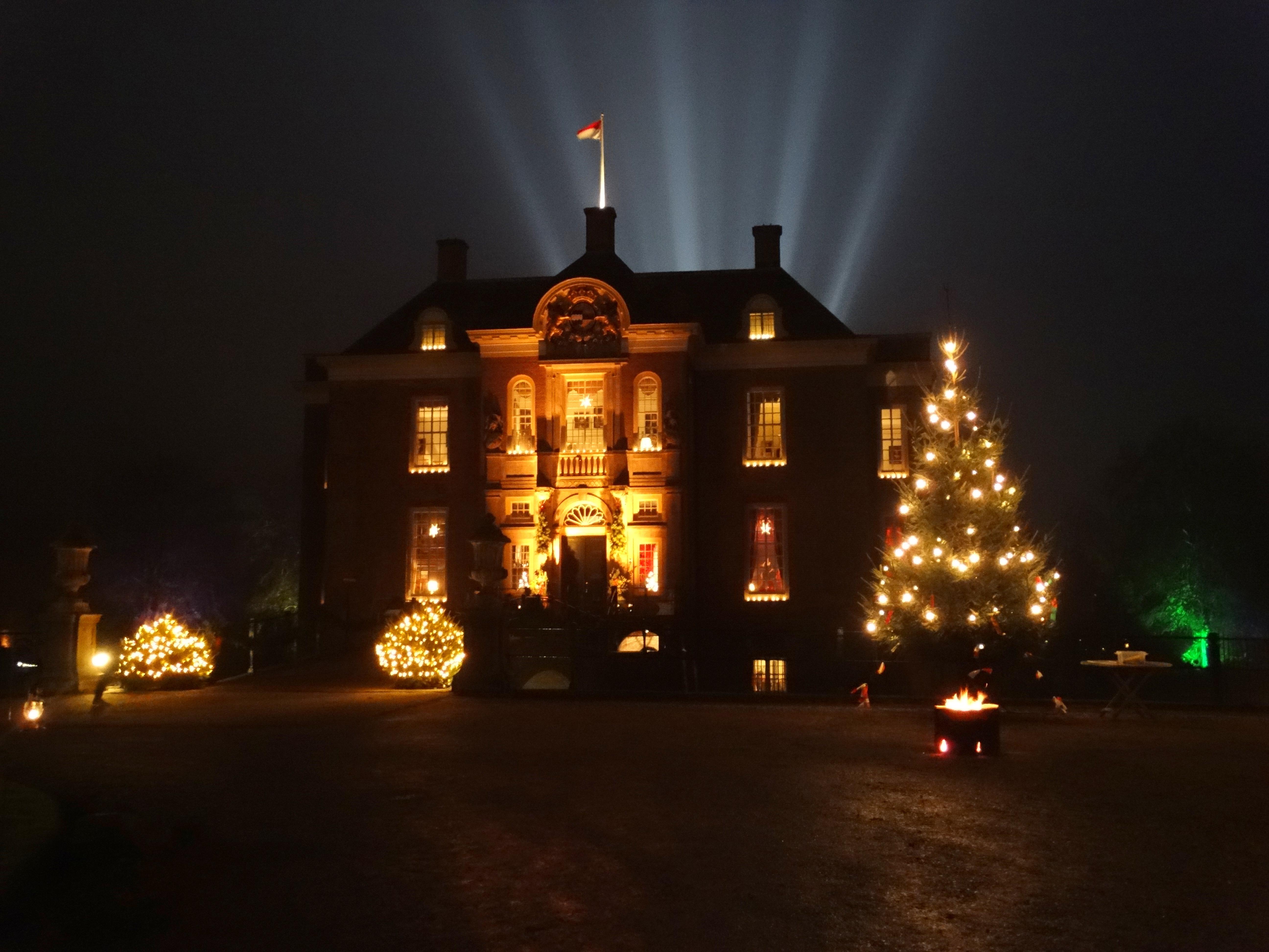 Sprookjesachtige Kerst Op Kasteel Middachten