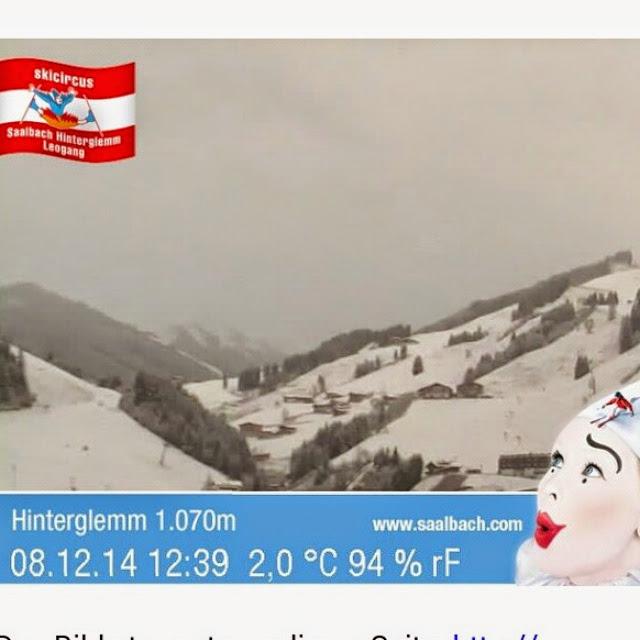 Hinterglemm-sneeuw diary