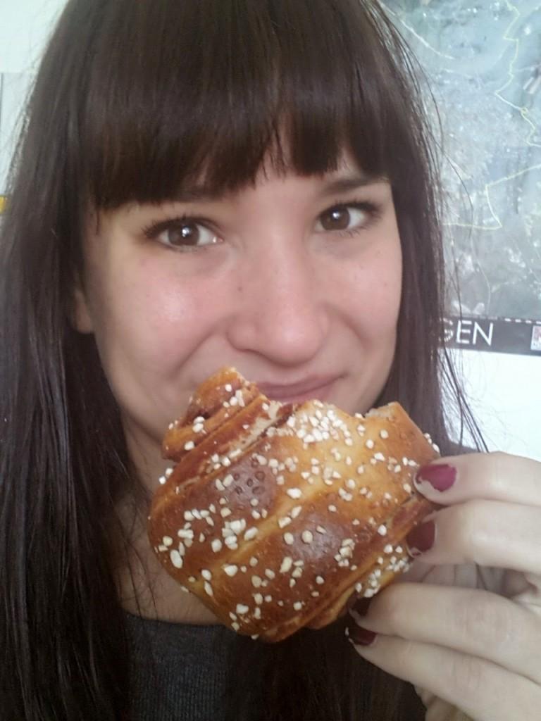 Kaneelbroodje uit Finland
