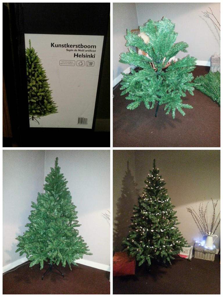 Kerstboom Gamma diary