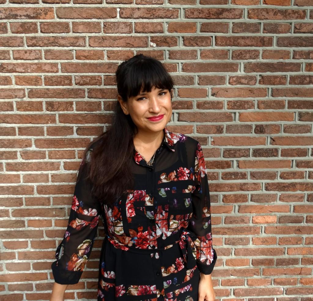 OOTD primark blouse jurk