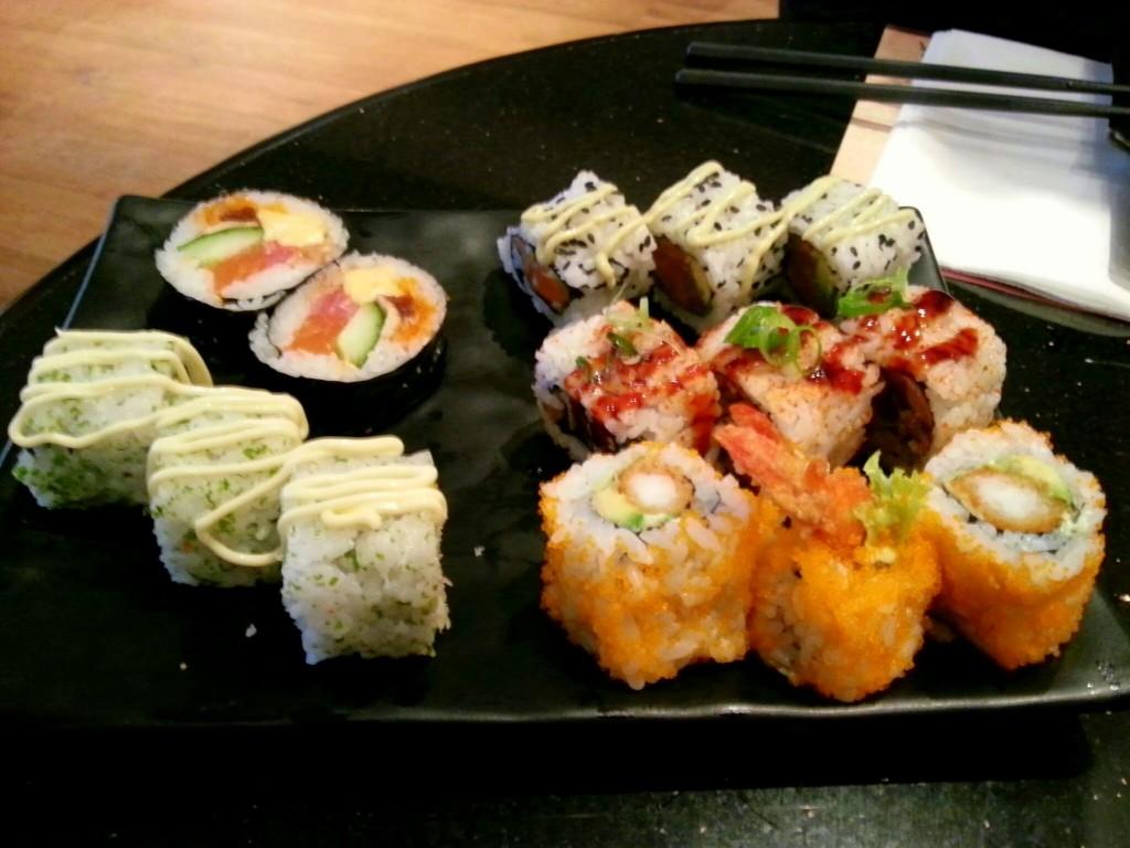 Sushi sumo