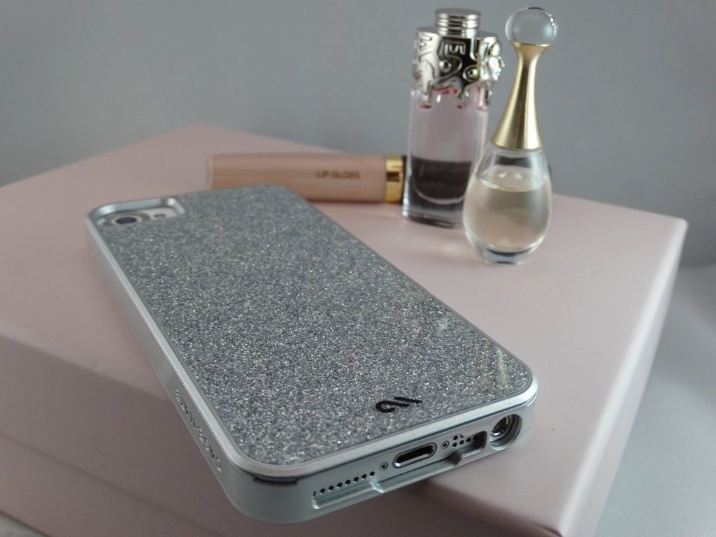 Telefoonhoes iphone glitters case mate