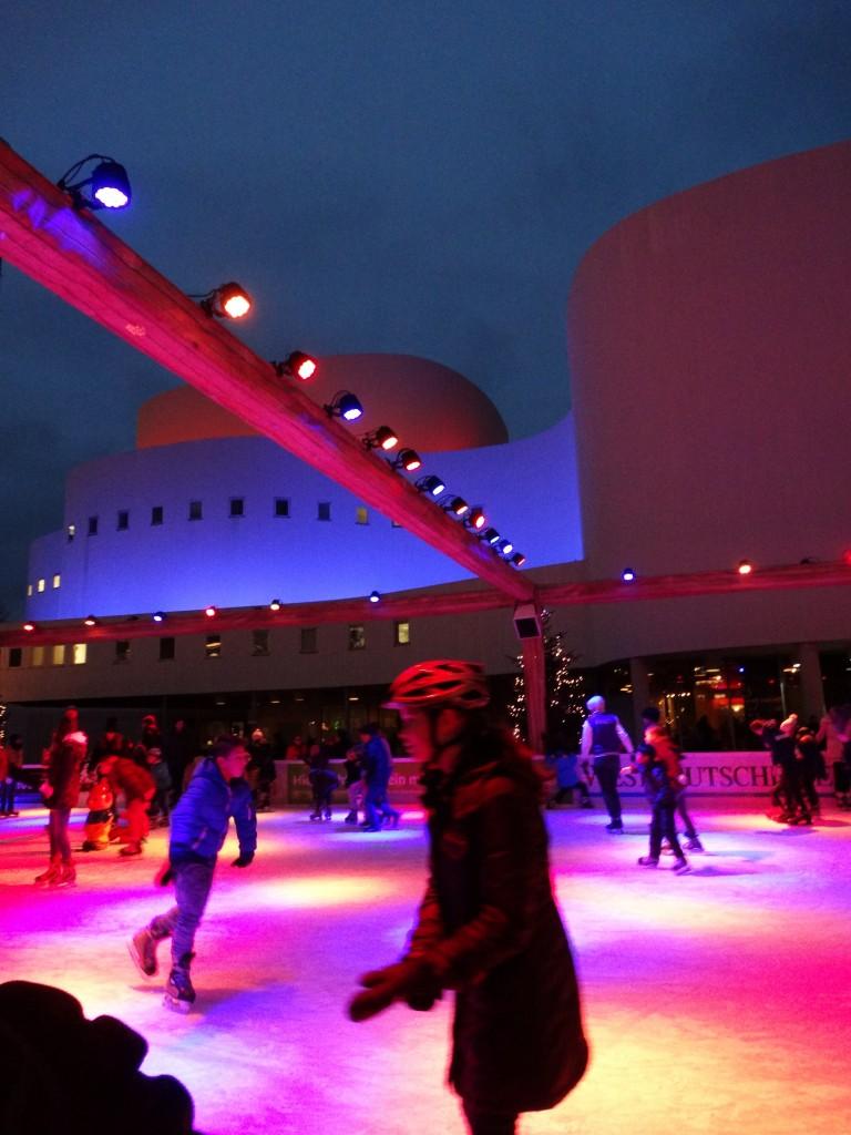 schaatsen dusseldorf