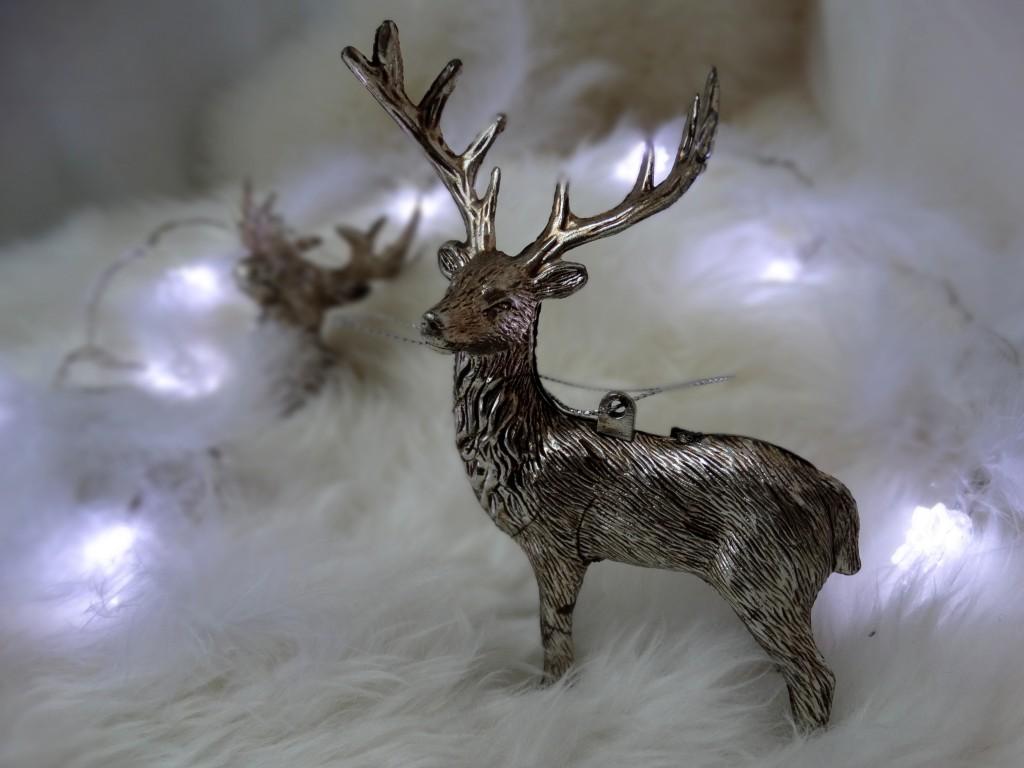 winactie rendieren kerstmis
