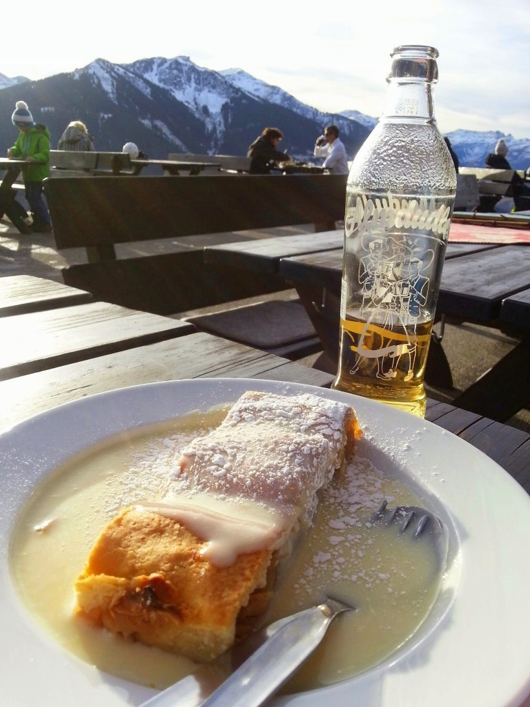 Genieten van de lekkernijen in Oostenrijk