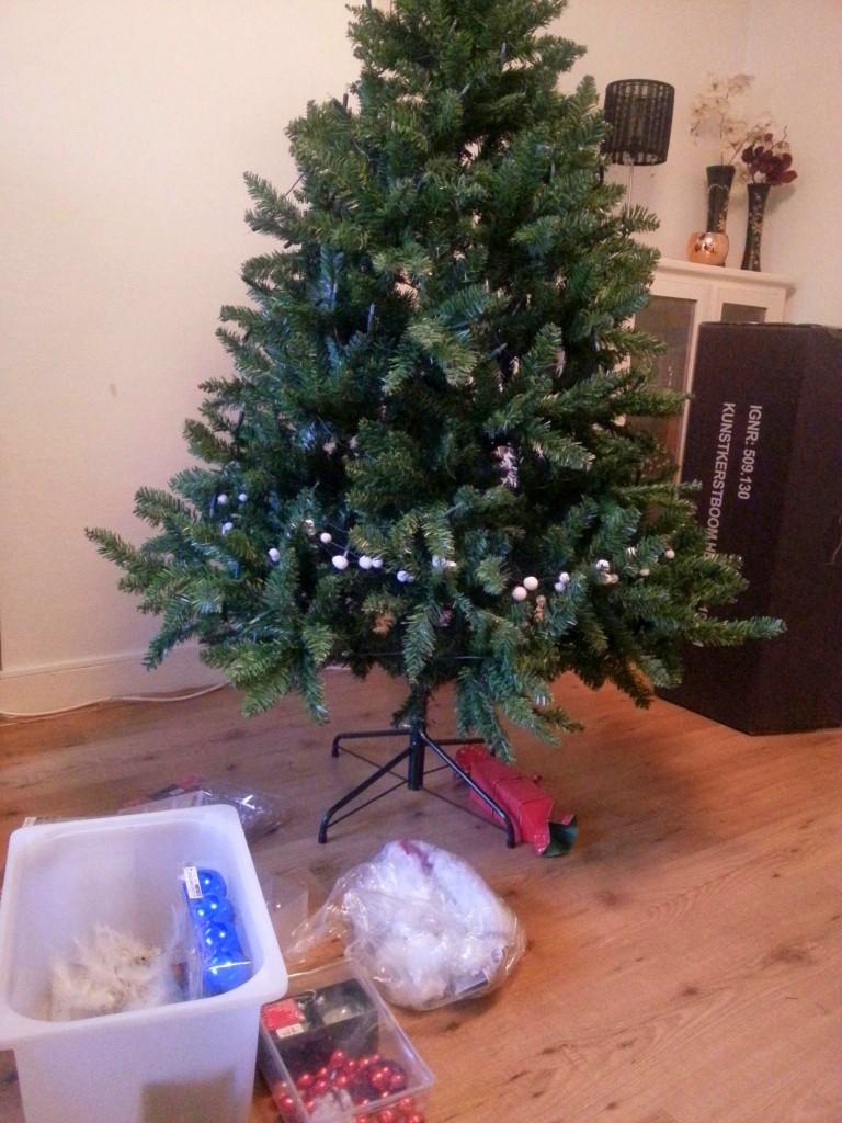 Dag kerstboom