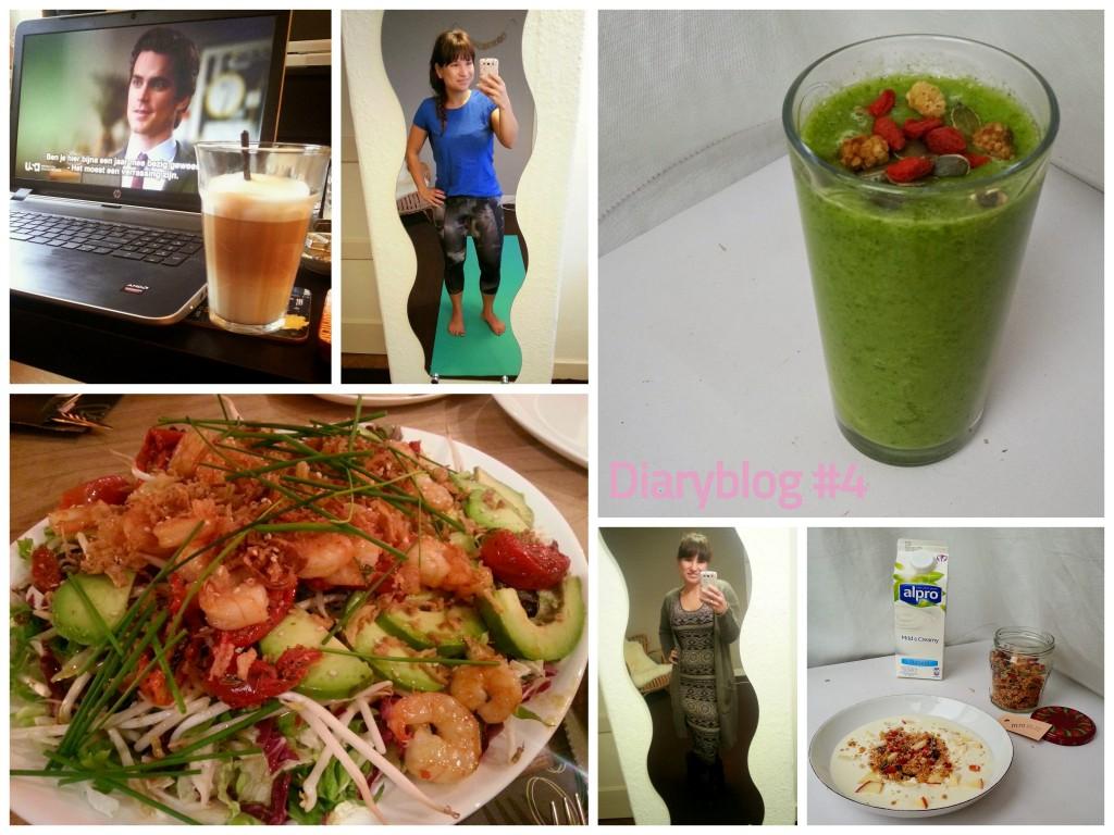 Diaryblog 4 healthy lifestyle