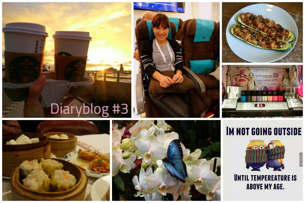 Diaryblog vakantiebeurs reizen