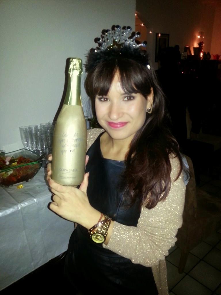 Hema champagne