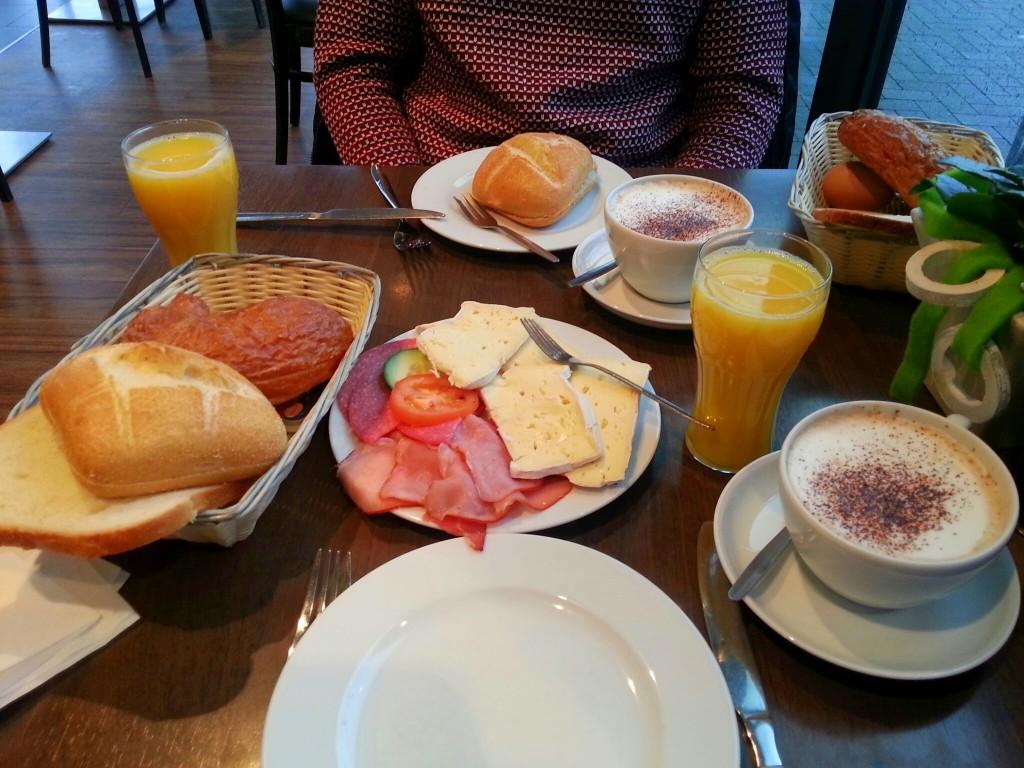 Ontbijt Duitsland Diaryblog
