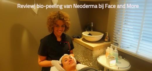 Review bio peeling neoderma bij Face and More