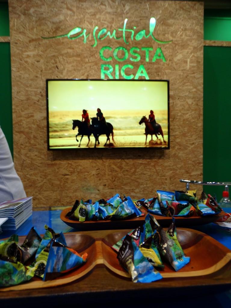 Vakantie beurs Costa Rica