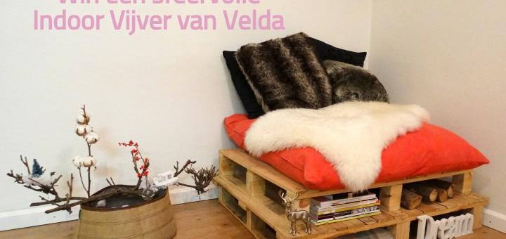 Winactie Indoor vijver Velda
