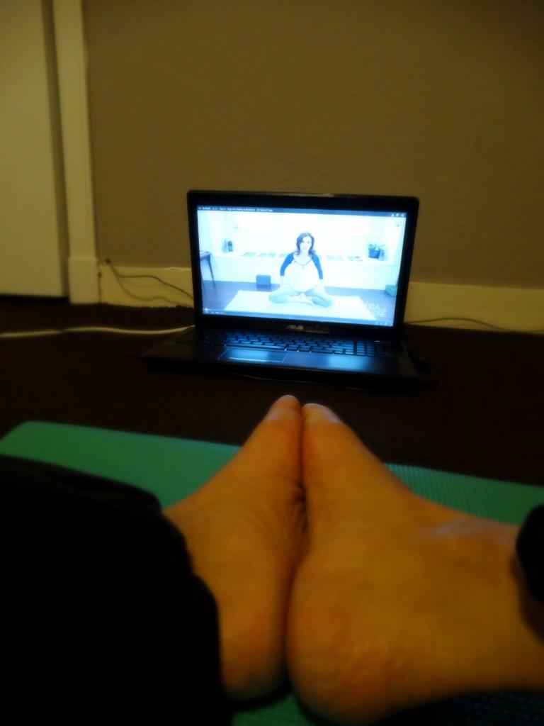 Yoga with adriene diaryblog