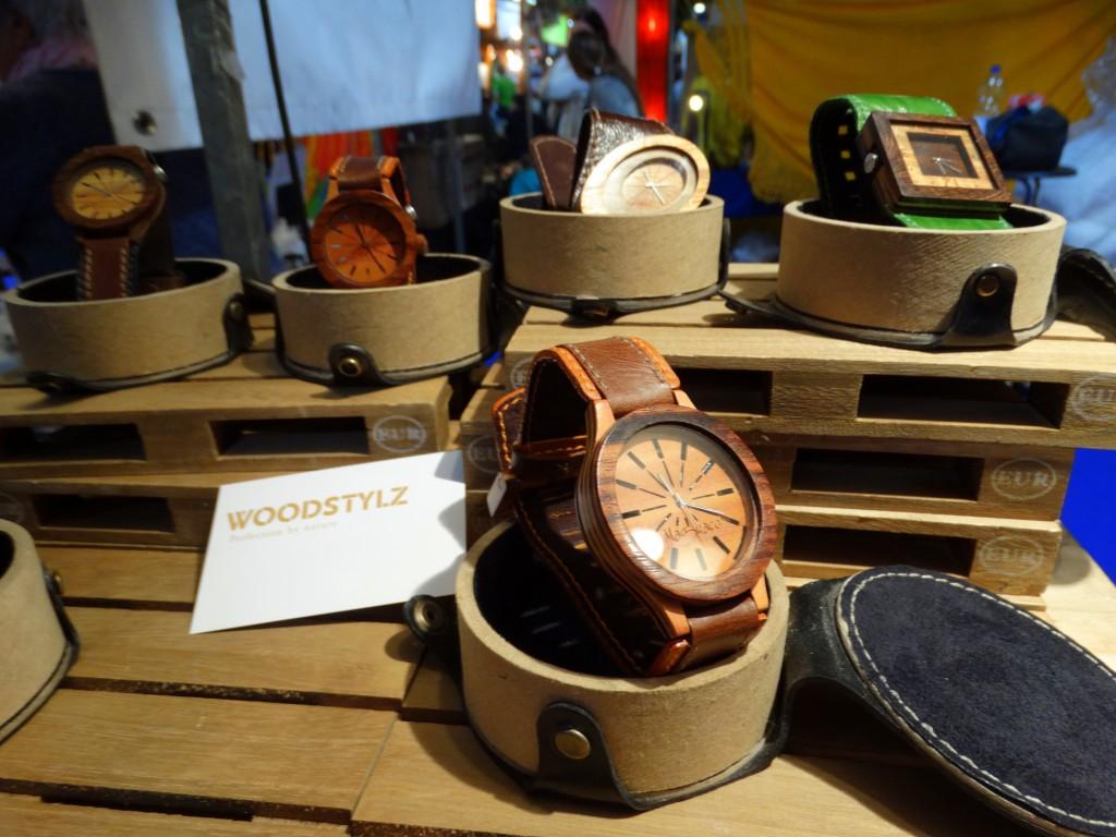 woodstylz horloges vakantiebeurs
