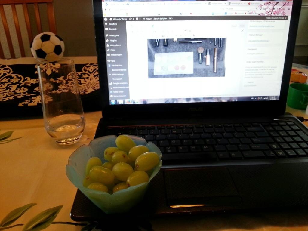 Bloggen all lovely things fruit