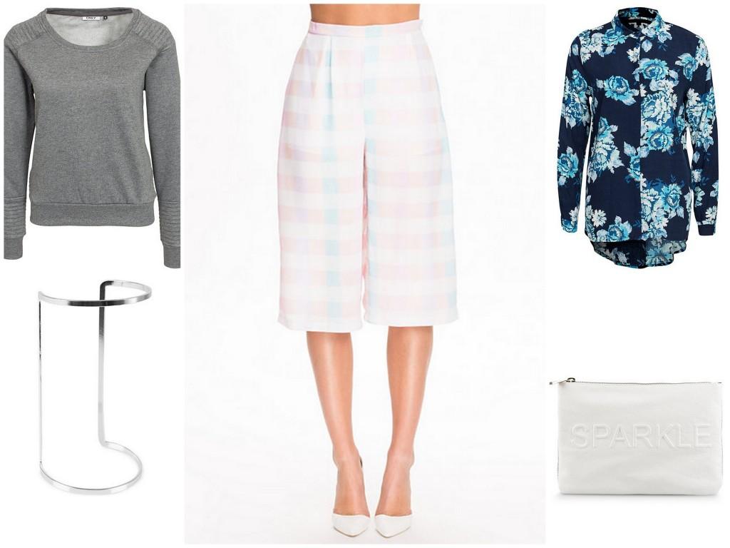 Culottes trend 2015 stylen