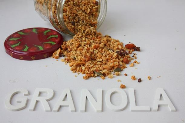 Granola maken makkelijk recept
