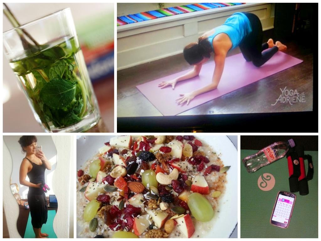 Healthy lifestyle diaryblog