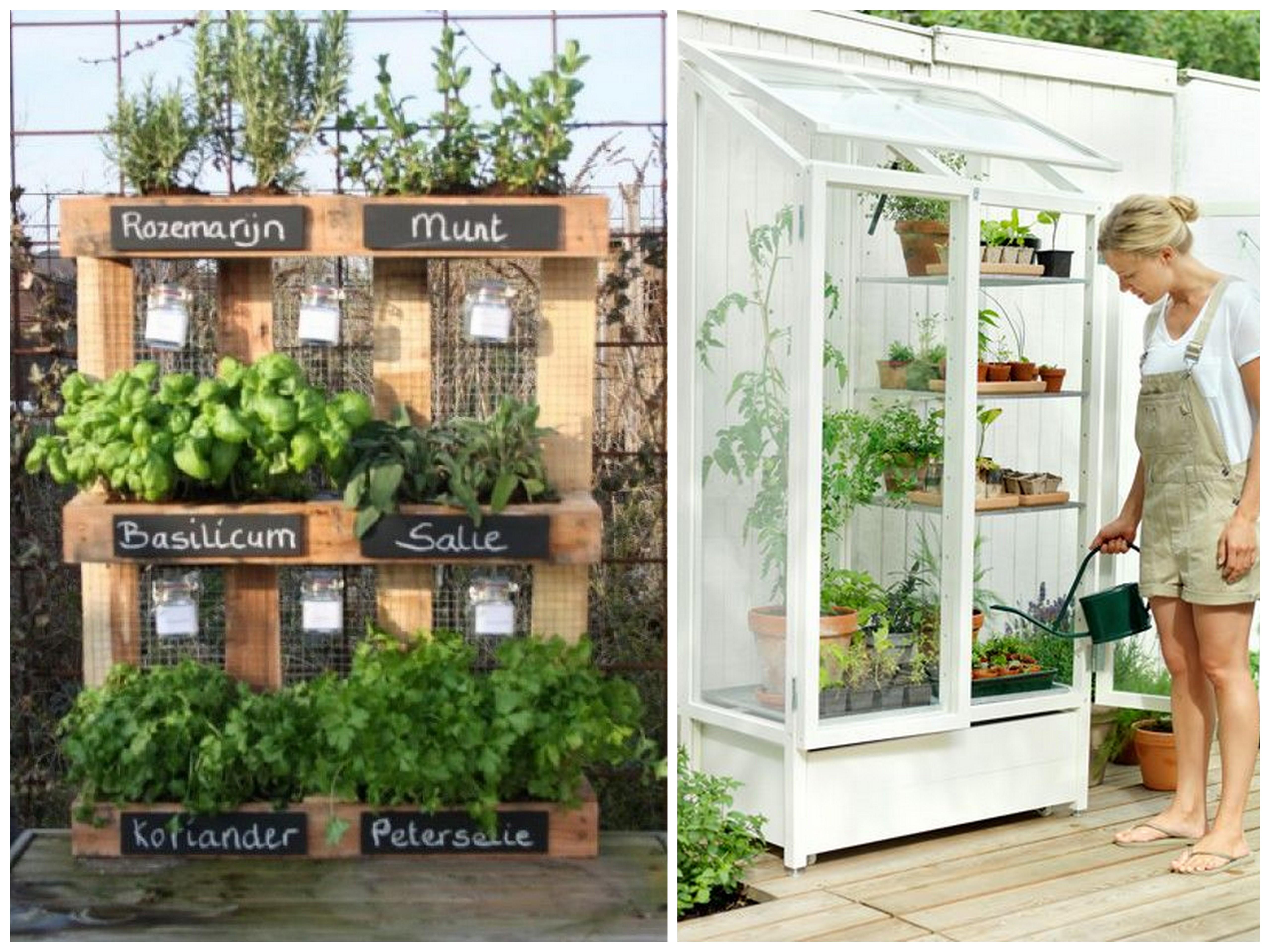 ♥ inspiratie voor de perfecte tuin! all lovely things