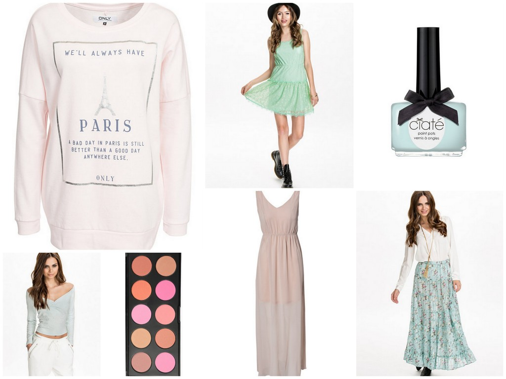 Nelly musthaves lente zomer 2015