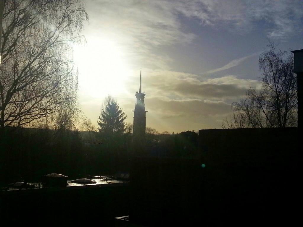 Nijmegen zon