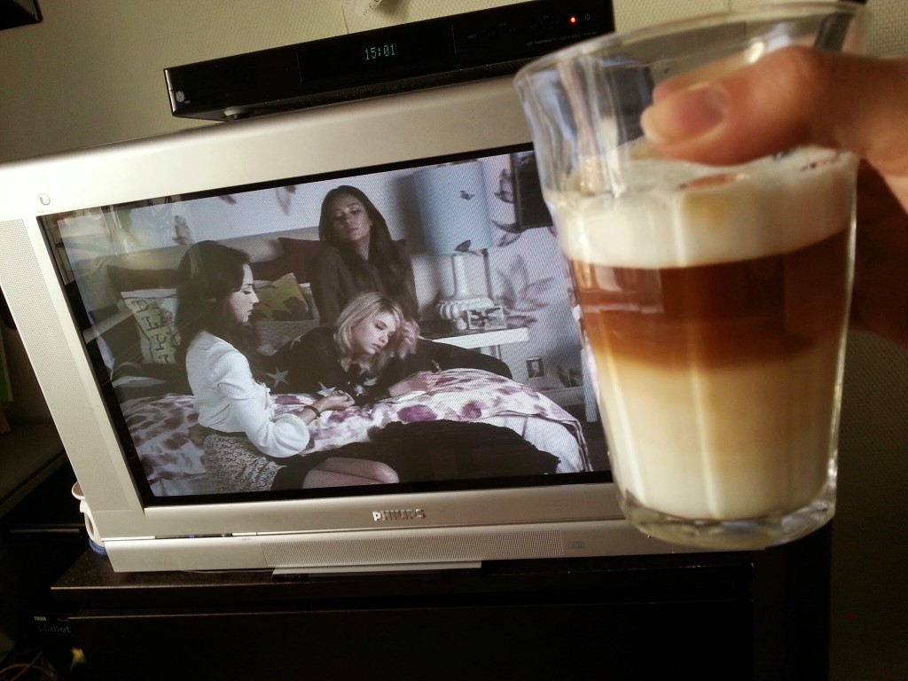Pretty Little Liars Koffie