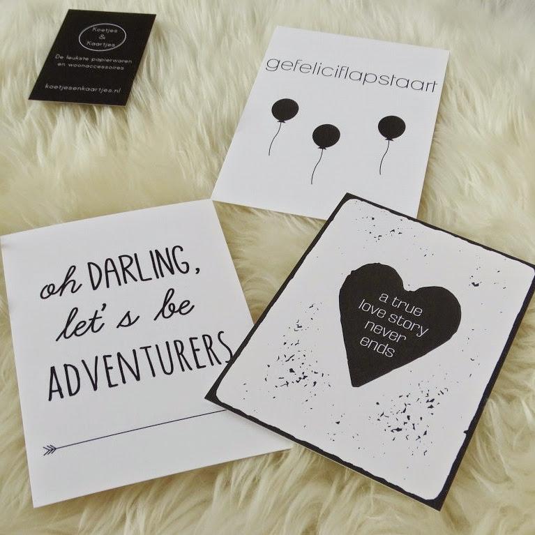 kaarten koetjes en kaartjes