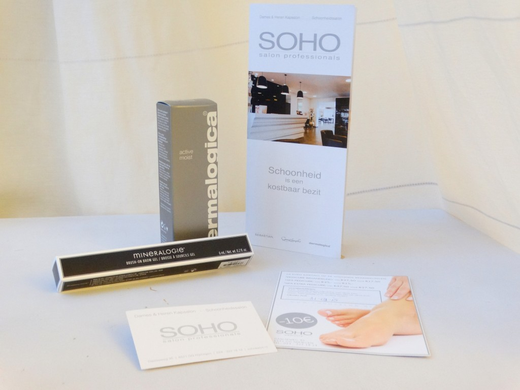 soho by elke review Mineralogie Dermalogica