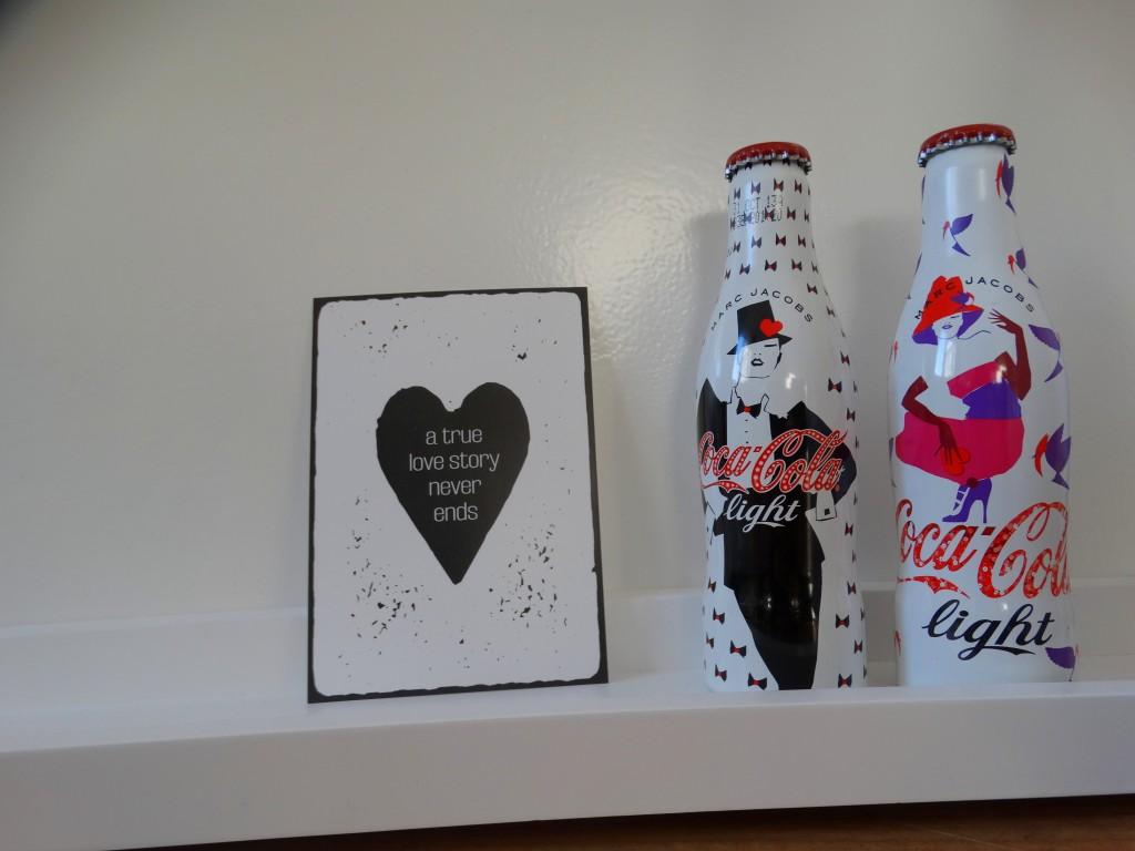 true love story kaart pronkrek koetjes en kaartjes interieur styling