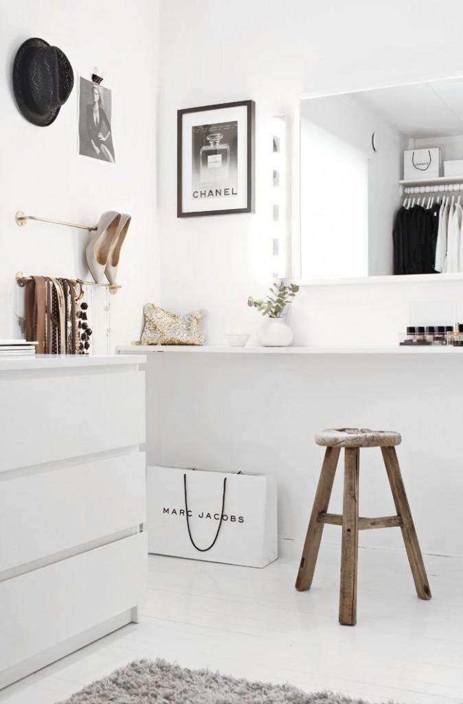 kast inspiratie kledingkamer