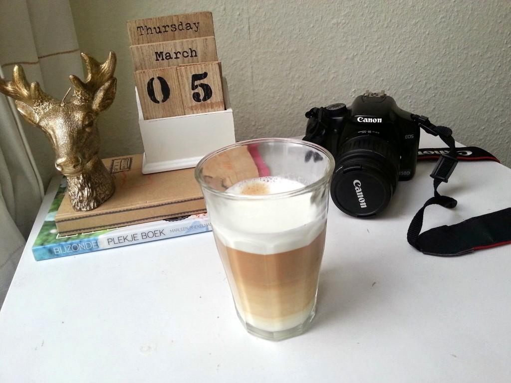 Koffie bloggen