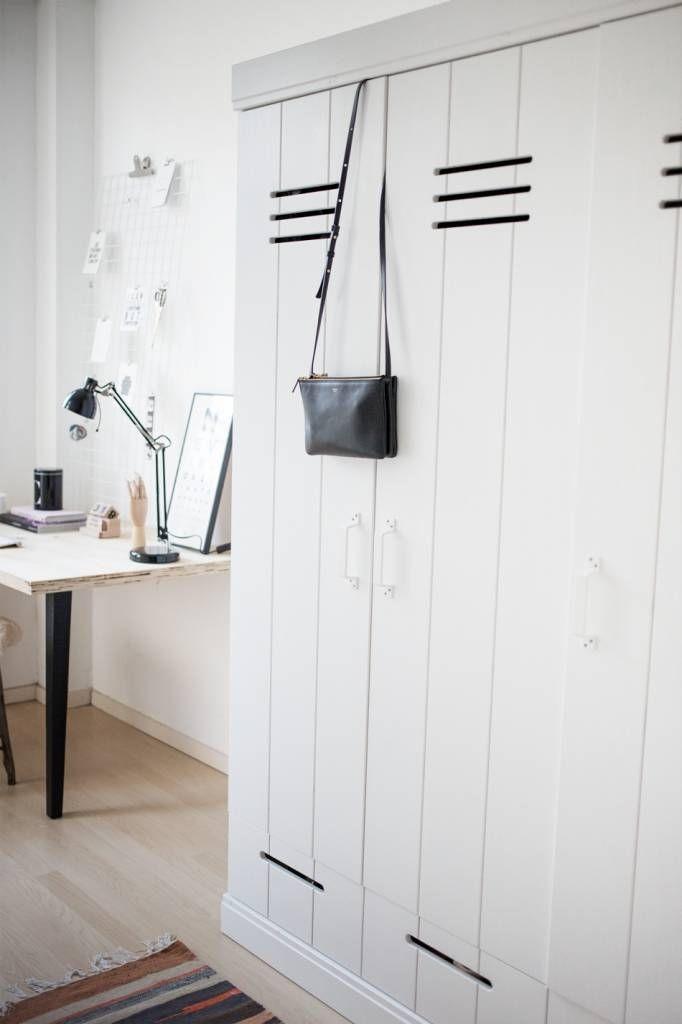 locker kast wit interieur inspiratie